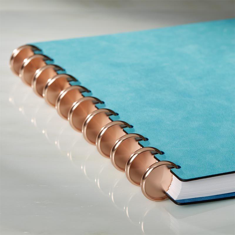 Aluminum Circa Discs 1 Inch Set Of 11 Discbound Notebook Discbound Planner Discbound