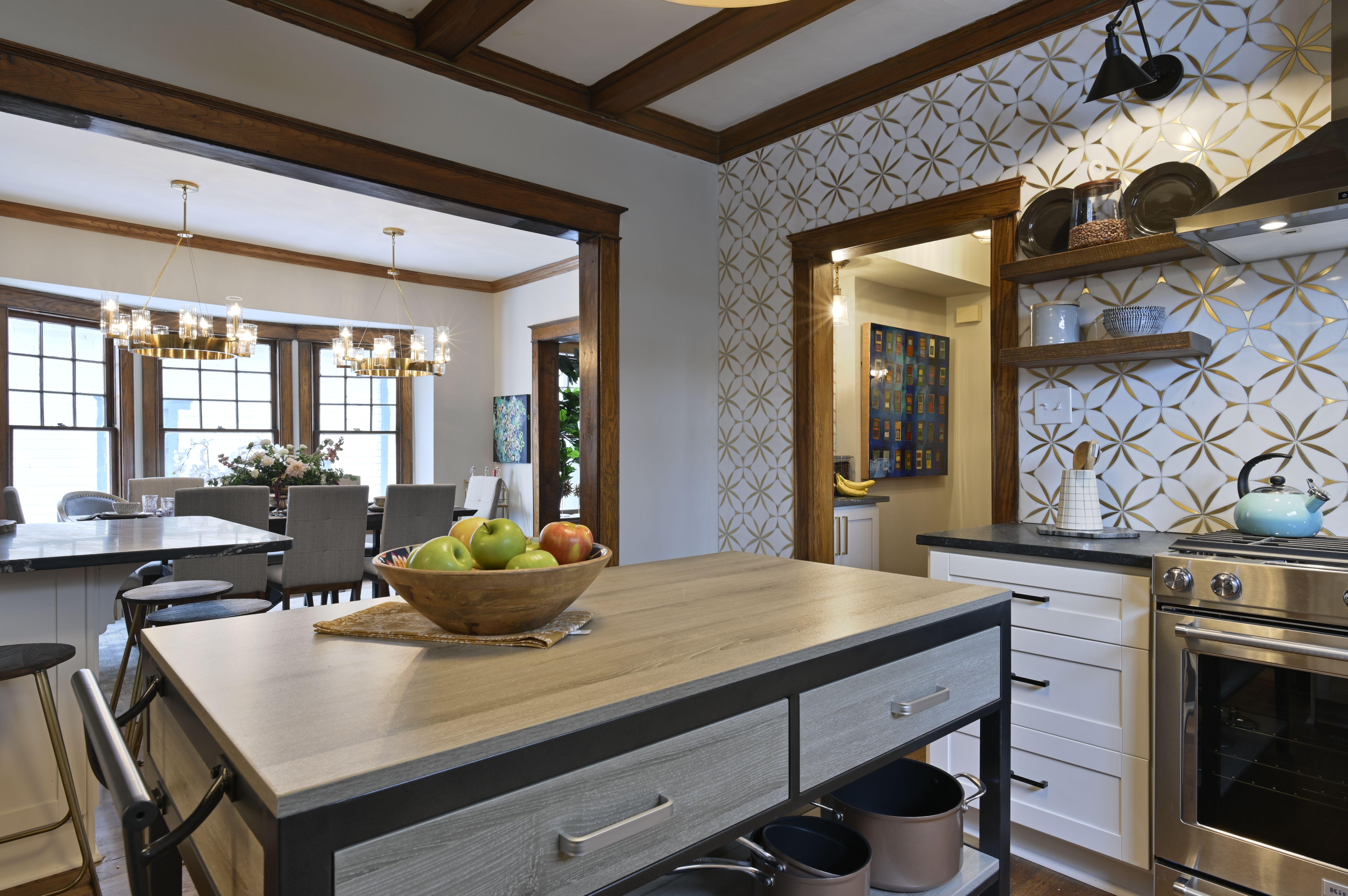 Bargain Mansion In 2020 Mansion Kitchen Nebraska Furniture Mart Home Remodeling