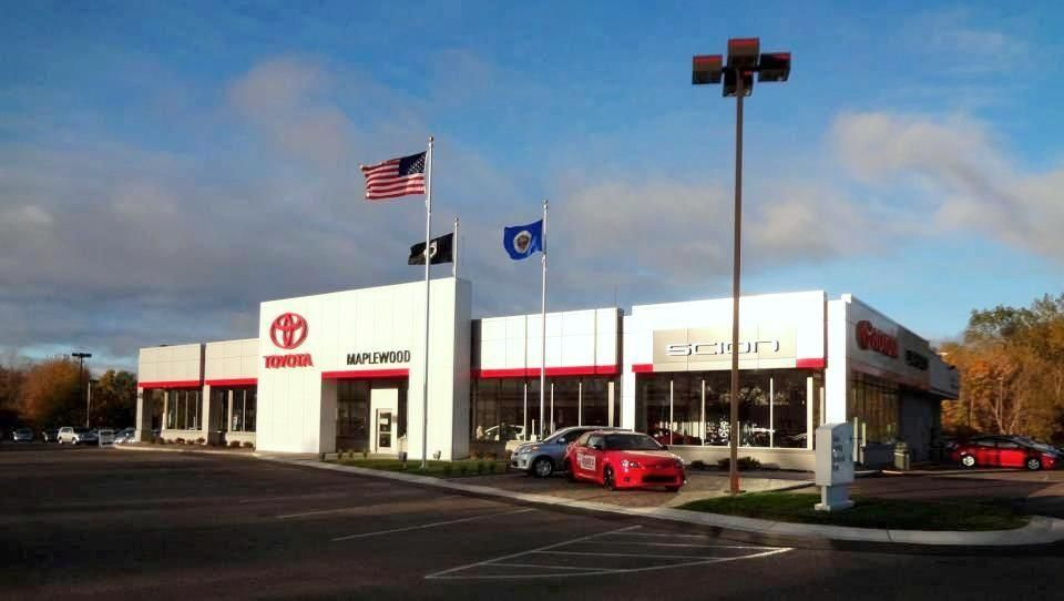 Maplewood Toyota In Mn