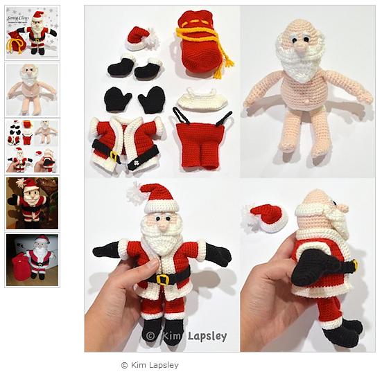 bueno tenemos que ir poniendo ya cositas para navidad de crochet o tricot o en definitiva