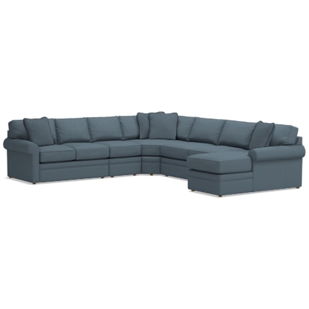 Lazy Boy Collins Sectional Sofa Sectional Full Sleeper Sofa Cozy Place