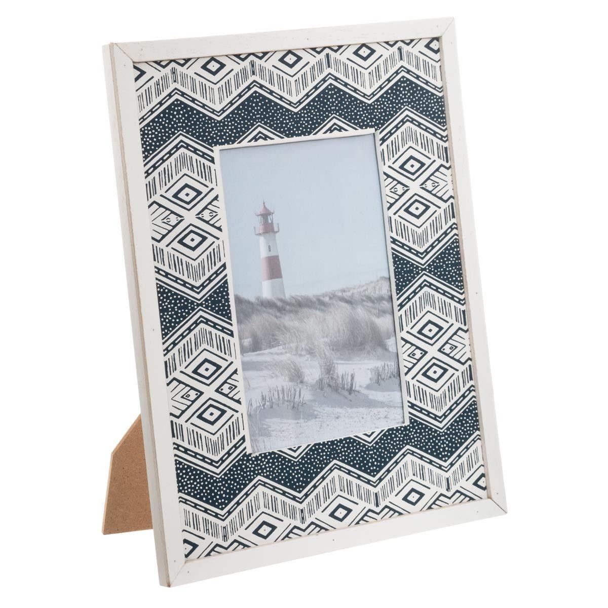 Style maison de campagne cadre photo cadre photo shabby chic vert vintage rectangulaire 10x15