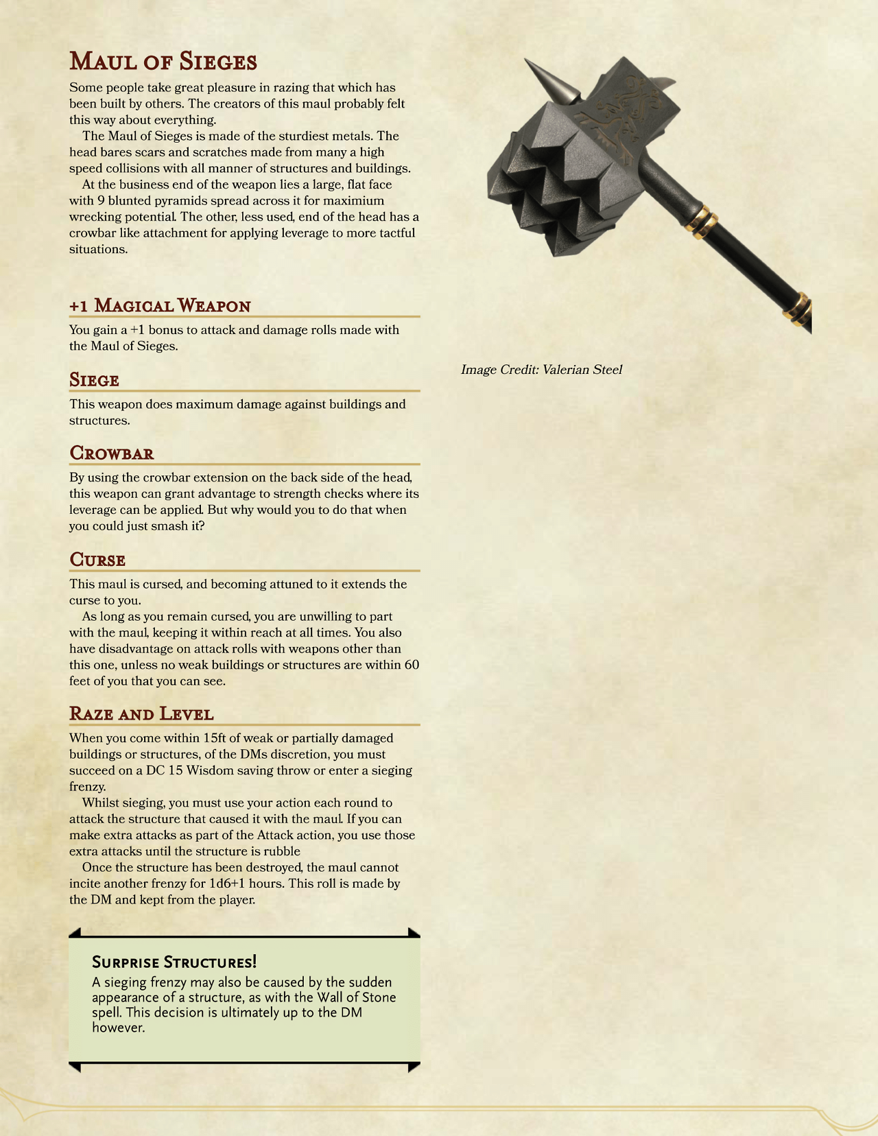 Dnd 5e Homebrew, Dungeons, Dragons Homebrew, Dungeons, Dragons