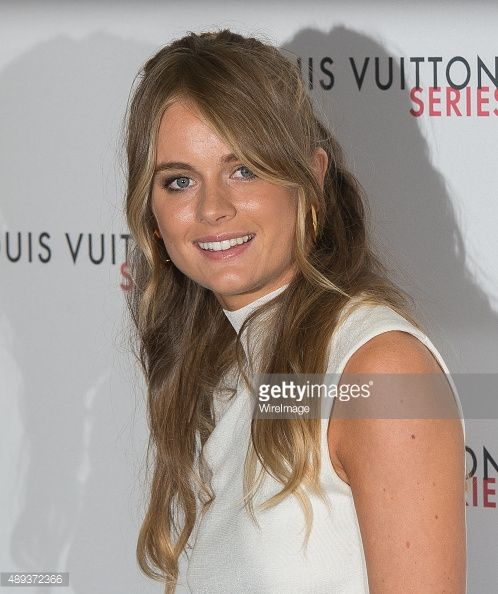 Cressida Bonas attends the Louis Vuitton Series 3 VIP launch during London Fashion Week SS16 on September 20, 2015 in London, England.