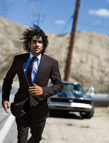 Naveen Andrews...From Lost <3
