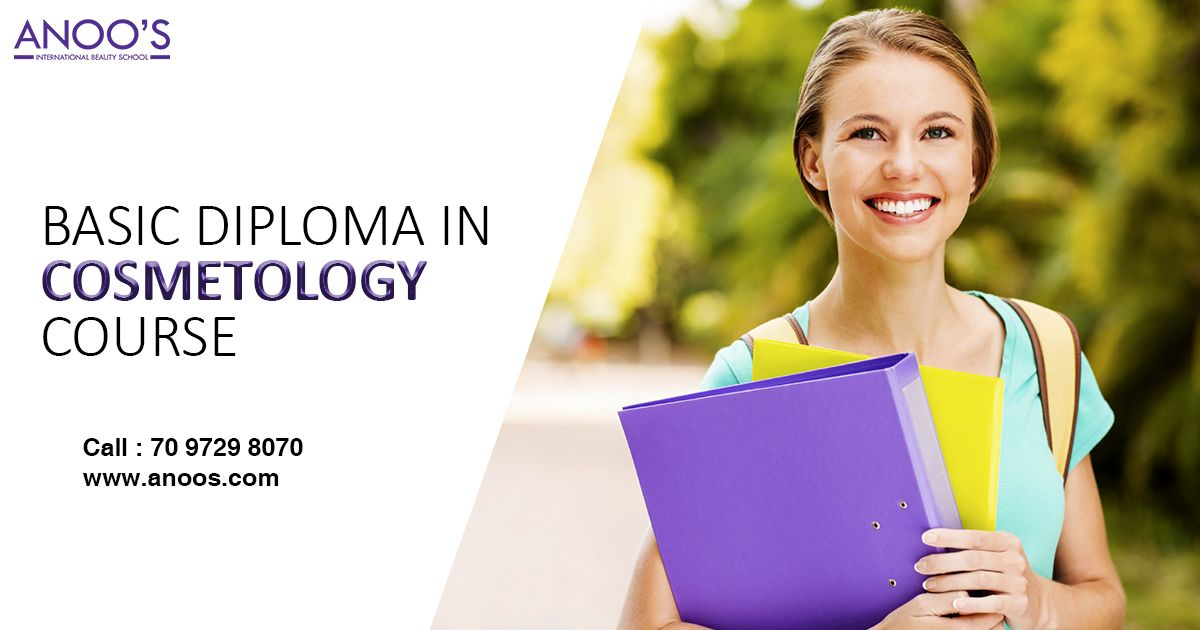 Basic Diploma in Cosmetology Course For More Info