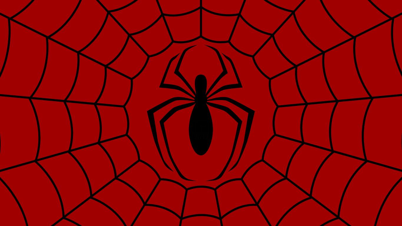 Spiderman Logo Wallpaper Desktop Rfb Spiderman Spiderman Web Spider Web Drawing