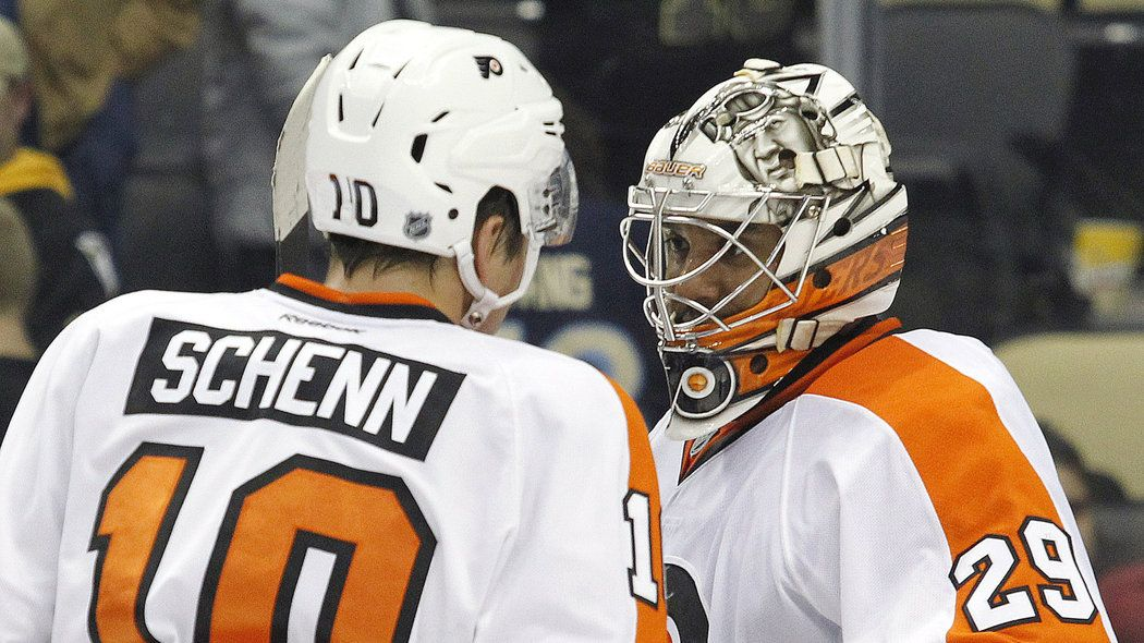 NHL Scores Ray Emery Gets The Job Done For Philly; Kazem