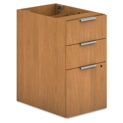 Hon Voi Box Box File Support Pedestal 16w X 20d X 28 1 2h Harvest Sold As 1 Each Easy Care Laminate Resists Scratches Stains And Spills By Suspension