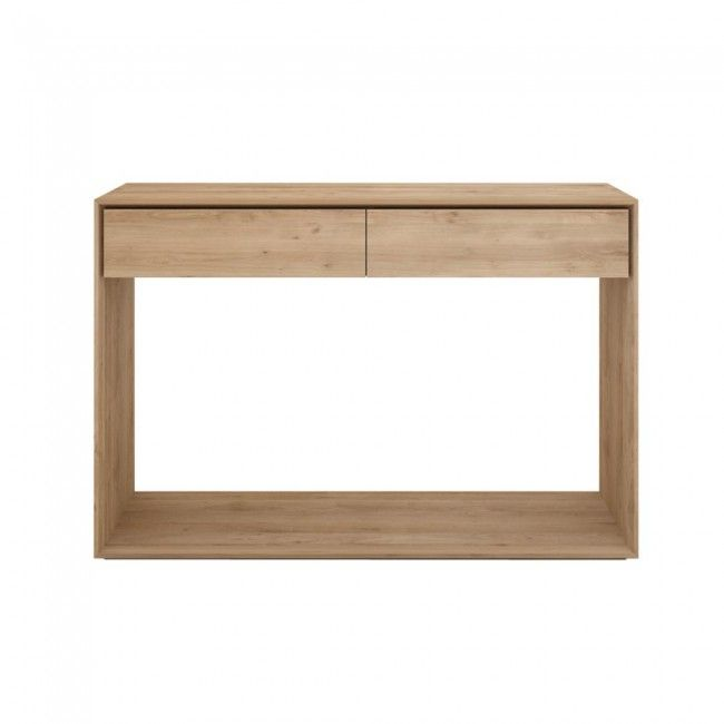 Foyer Furniture Sydney : Ethnicraft oak nordic drawers console ideas for the