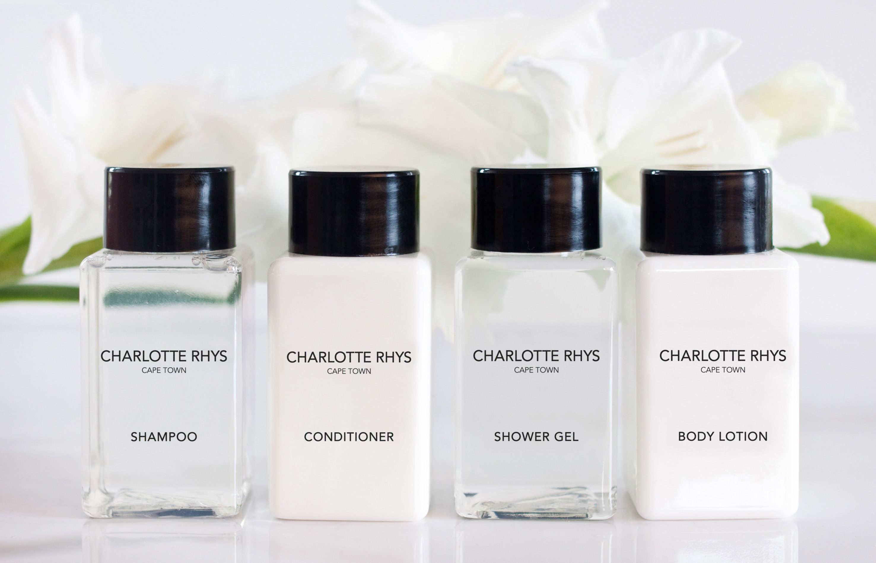 Pin On Hotel Toiletries By Charlotte Rhys