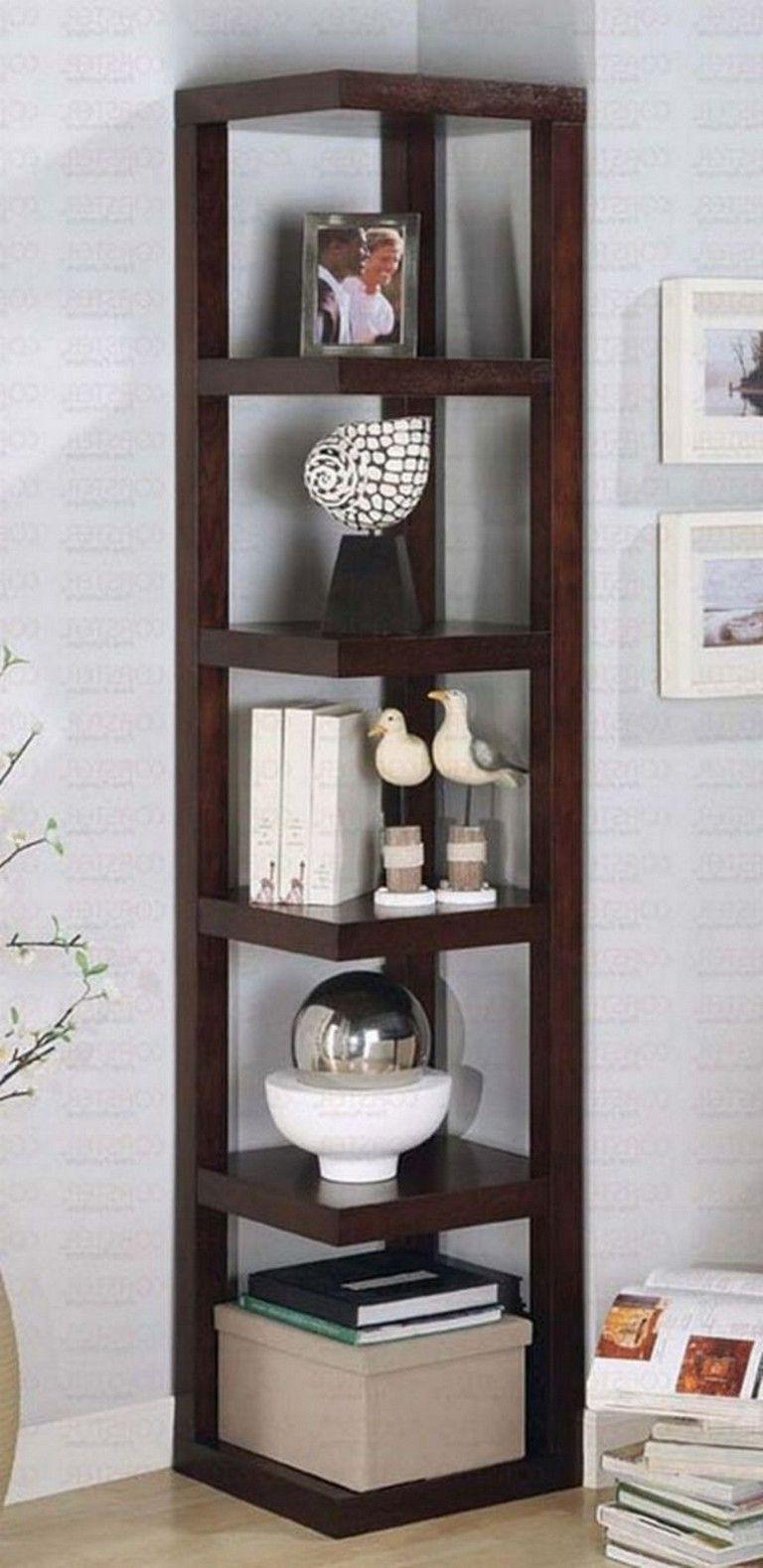 20 Amazing Corner Shelves Design Ideas For Your Living Room