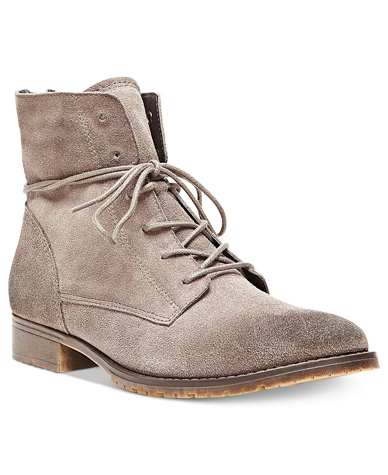375199930f4 Steve Madden Women's Rawling Booties - Shoes - Macy's -- NEEEEEED ...