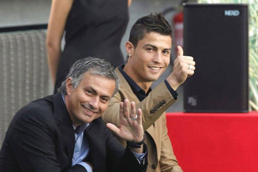 José Mourinho e CR7 no Paris Saint-Germain na próxima temporada!