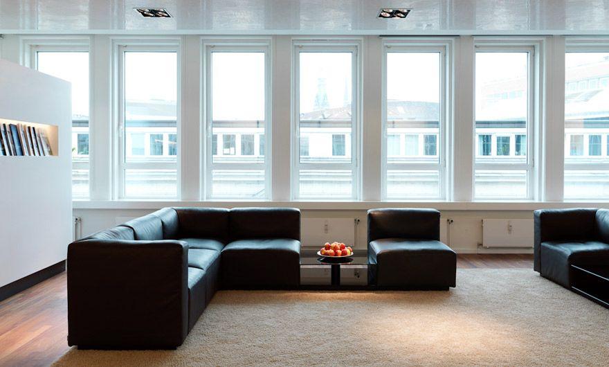 Empfang, Sitzbereich, Lounge - Proj. Gärtner Internationale Möbel ...
