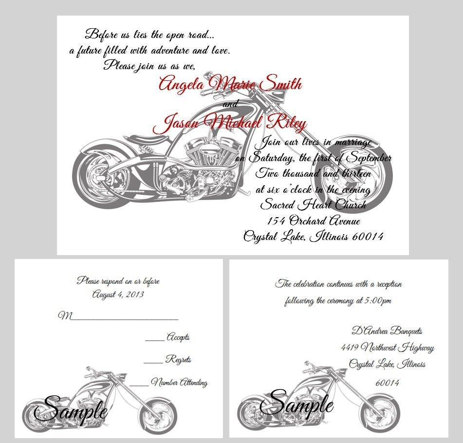 Harley Davidson Birthday Invitations Printable | PRINTABLES ...