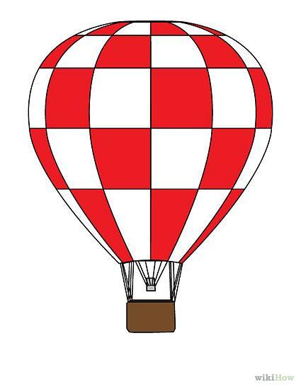 hot air balloon drawing google search