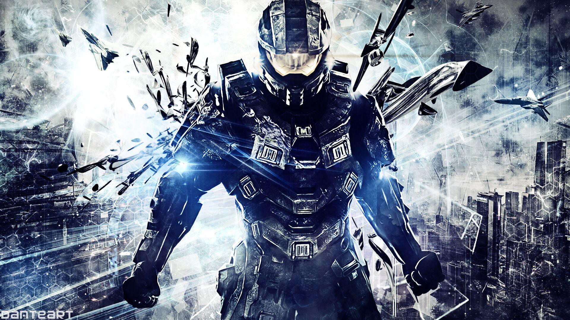 Halo 4 Hd Wallpaper Game 2014 Halo 4 Free Download Halo Master Chief Halo 5 Halo Game