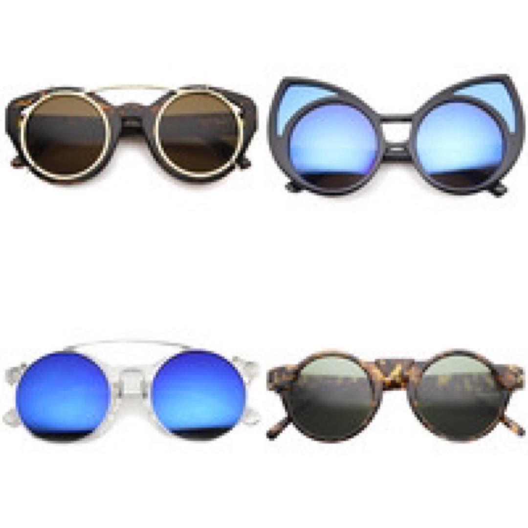 Ya están aquí! Las #Gafas de sol más locas y difíciles de encontrar están solo en #RegalizFunwear  / #laspalmas de #grancanaria