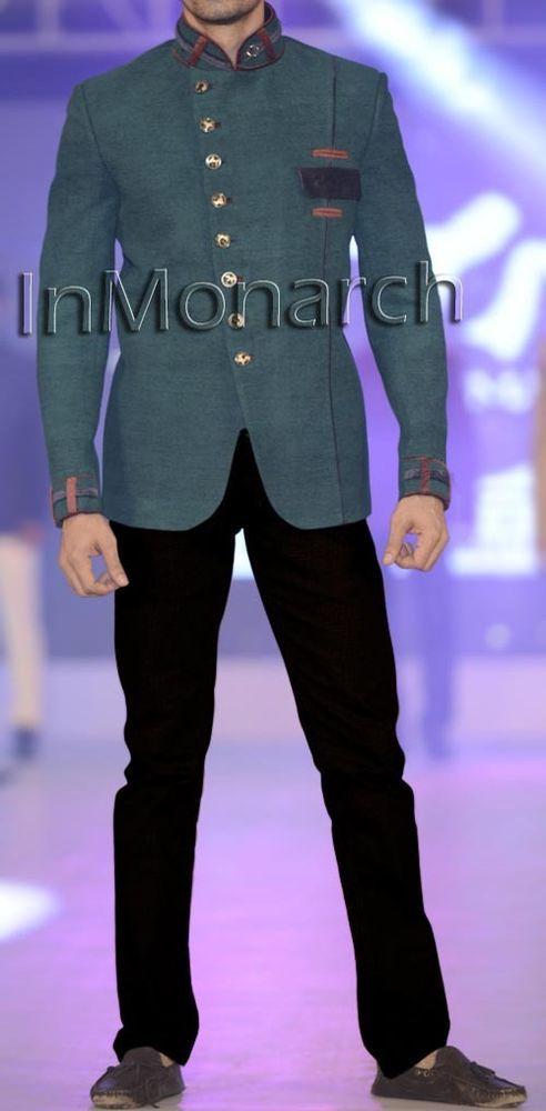 Prince Coat Design | Royal Prince Jodhpuri Suit Indian Wedding Suits Collection Mens