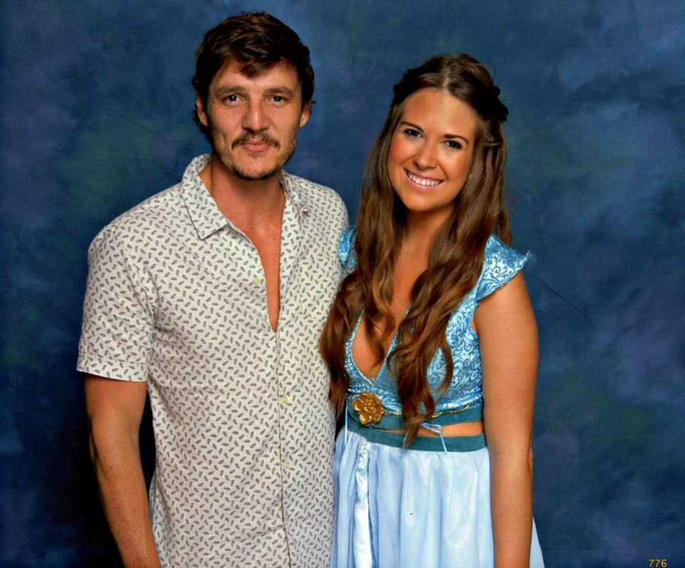 Hanging With Pedro Pascal