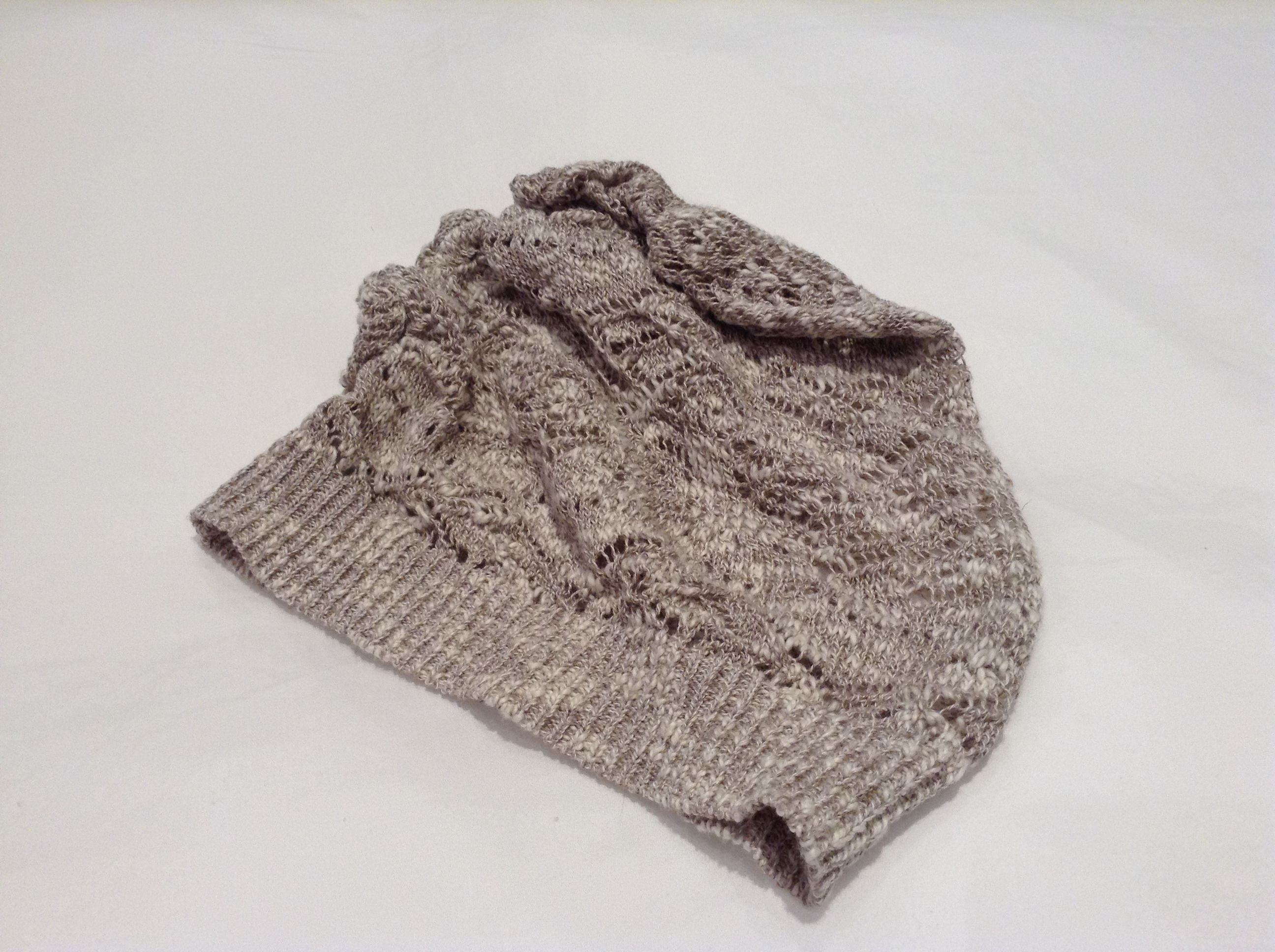 just loved this slouchy hat