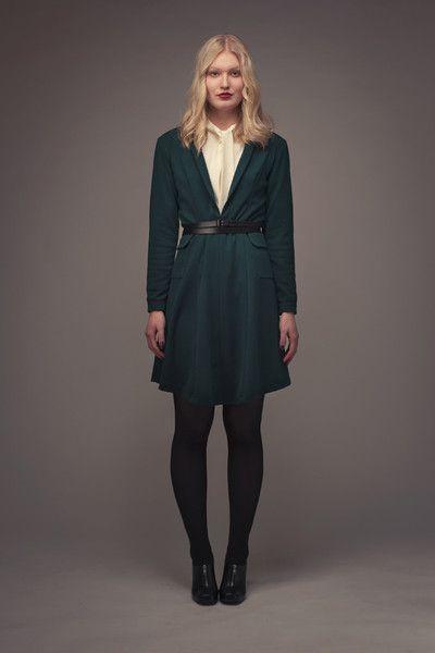 Dakota Shawl Collar Dress - Named | sewing pattern possibilities ...
