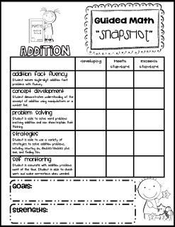 Image Result For Student Progress Report Guided Reading Level
