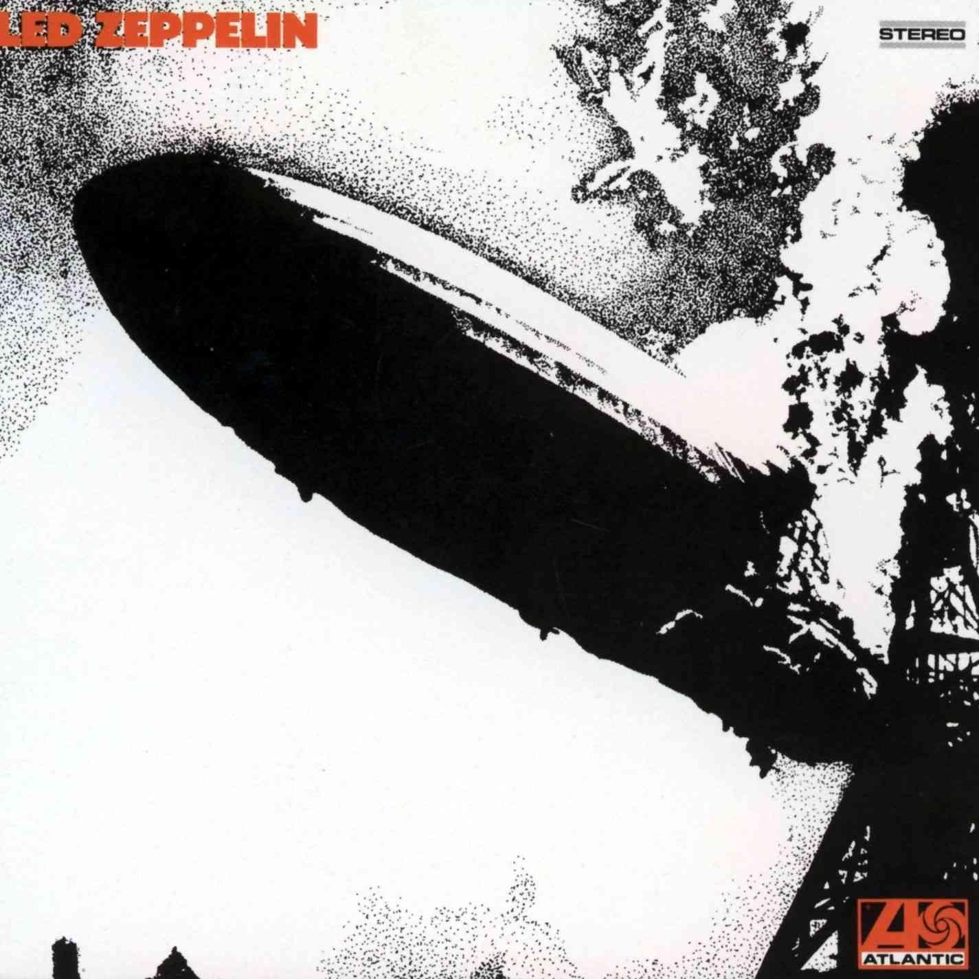 Led Zeppelin Led Zeppelin I LP RE 180 Gram Audiophile