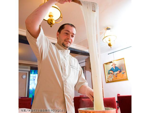 マッシュポテトにチーズを加えたら...伸びた!フランスの郷土料理「アリゴ」 | by.S