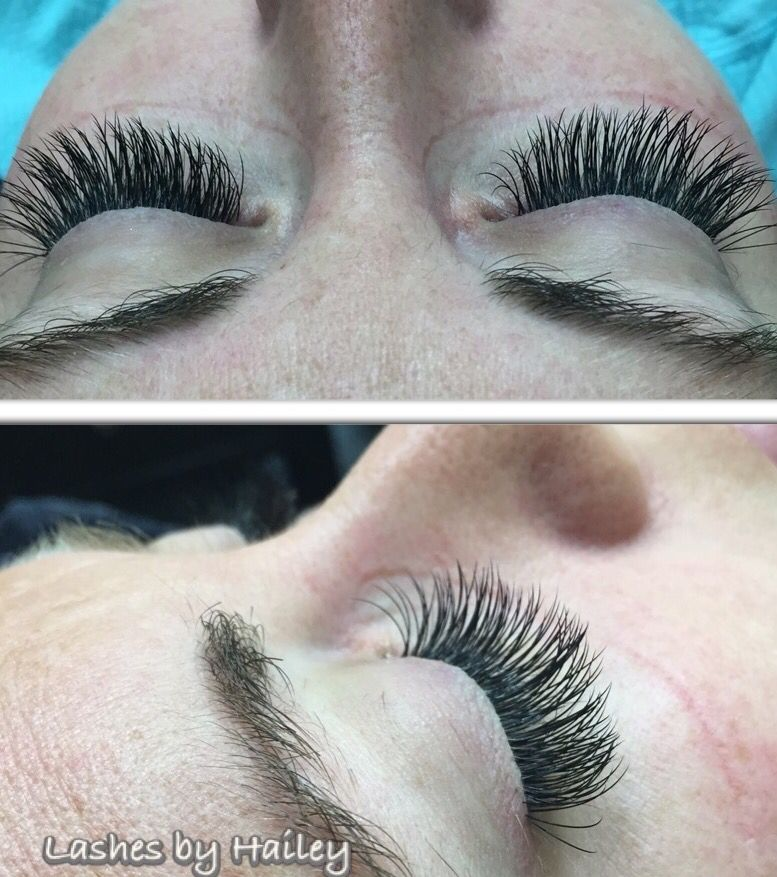 Love how amazing these lashes turned out!!