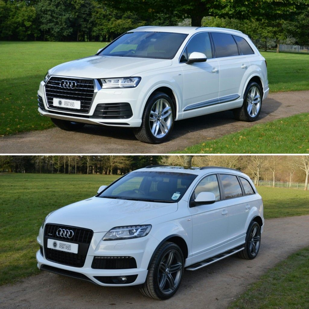 Audi Q7 Top or Bottom, SOLD, AVS, Contract Hire, Leasing, Cardiff, Wales, For…