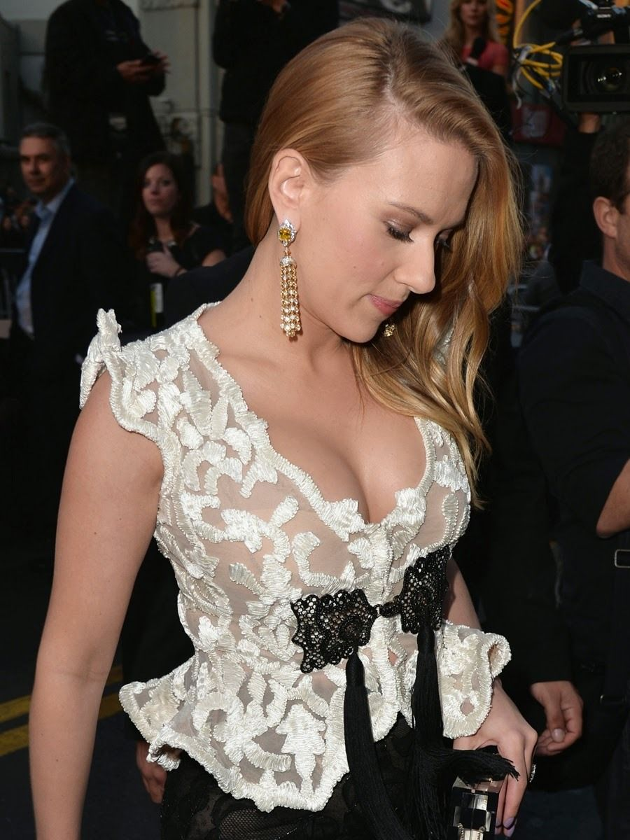 Si fueras Scarlett Johansson, ¿a quién preferirías, a Ryan