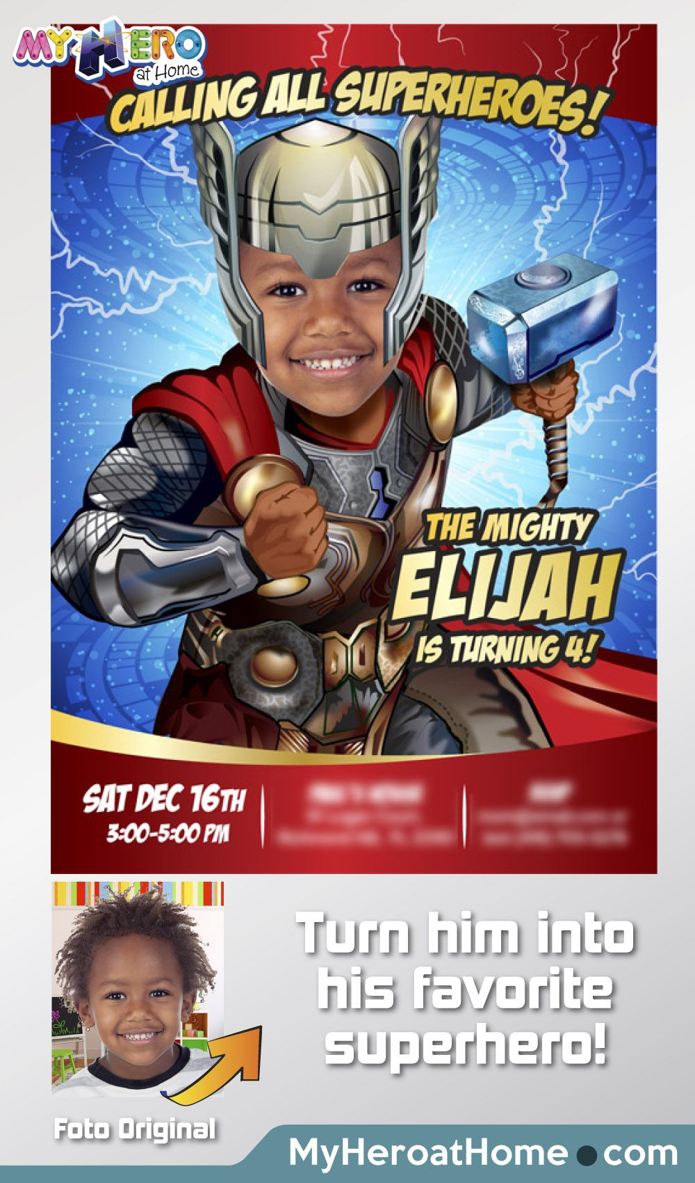 Thor birthday invitation thor party ideas the mighty thor birthday thor birthday invitation thor party ideas the mighty thor birthday ideas thor party filmwisefo