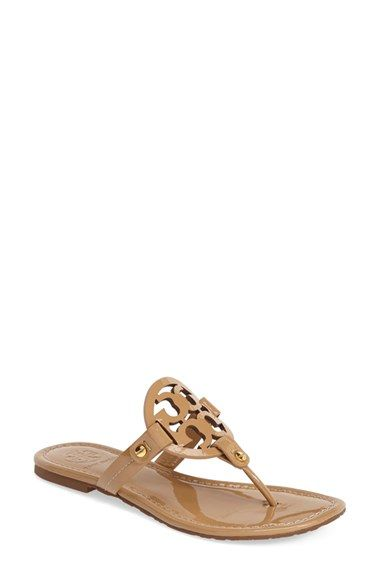 0b9bea4e9ba20 Free shipping and returns on Tory Burch  Miller  Flip Flop. size 9.5 ...