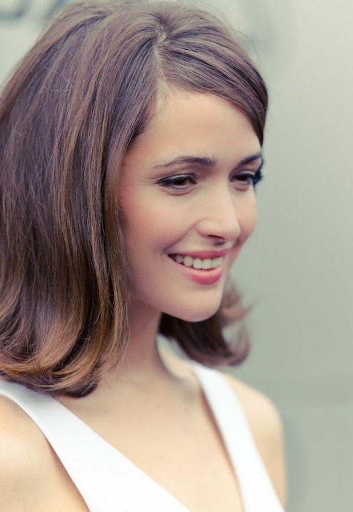 Comment faire une coiffure facile cheveux mi-longs? | Coiffure facile, Cheveux mi long, Coiffure