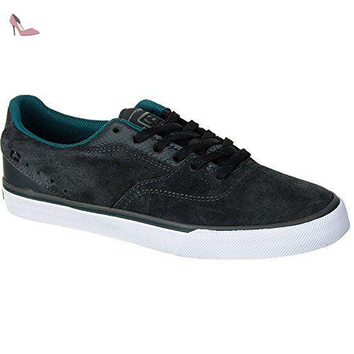 Mahalo - Chaussures de Skateboard - Chaussures de Skateboard - Homme - Noir (Black Chambray) - 40 EUGlobe q0tst5t