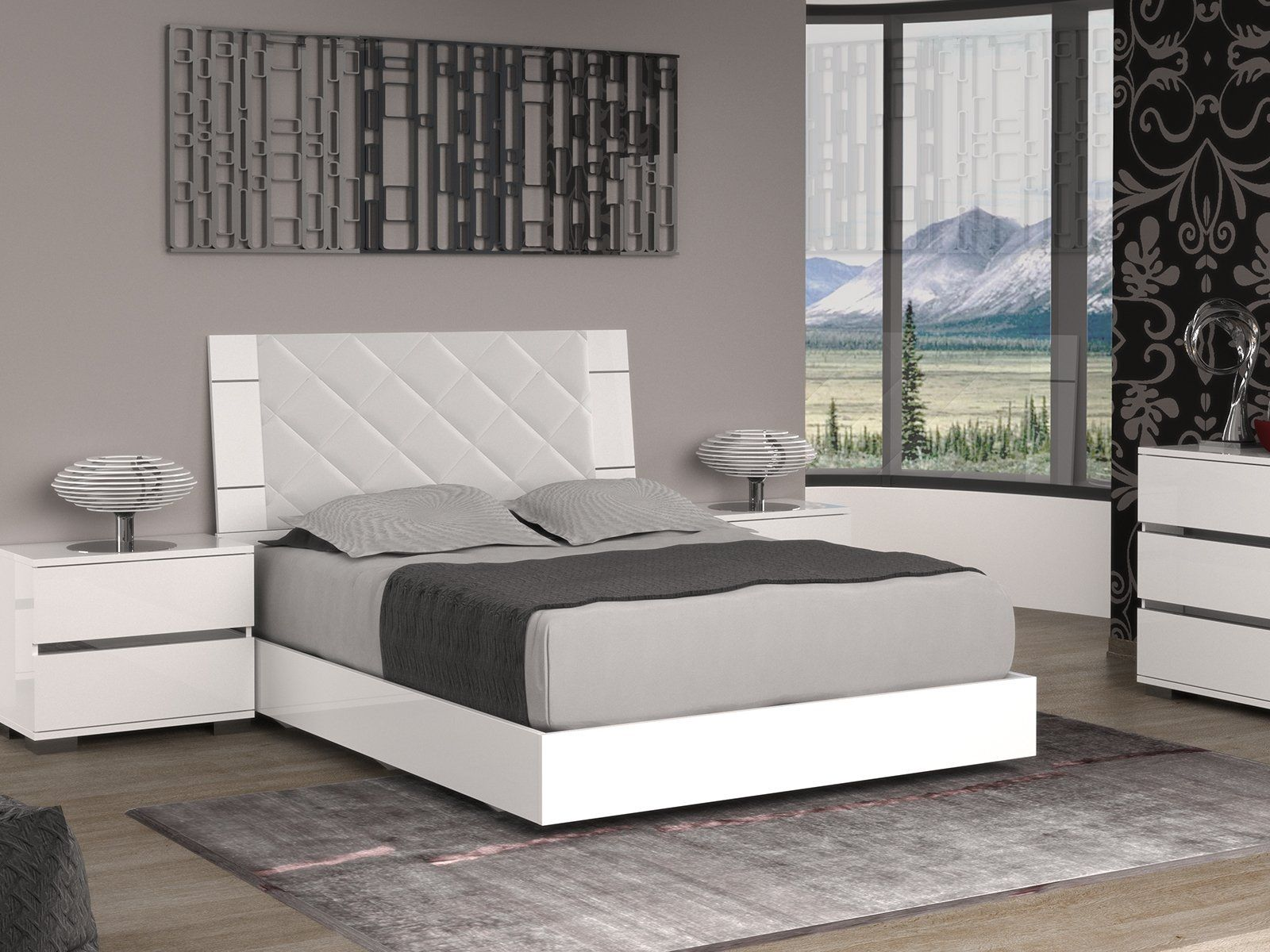 32+ High gloss lacquer bedroom furniture information