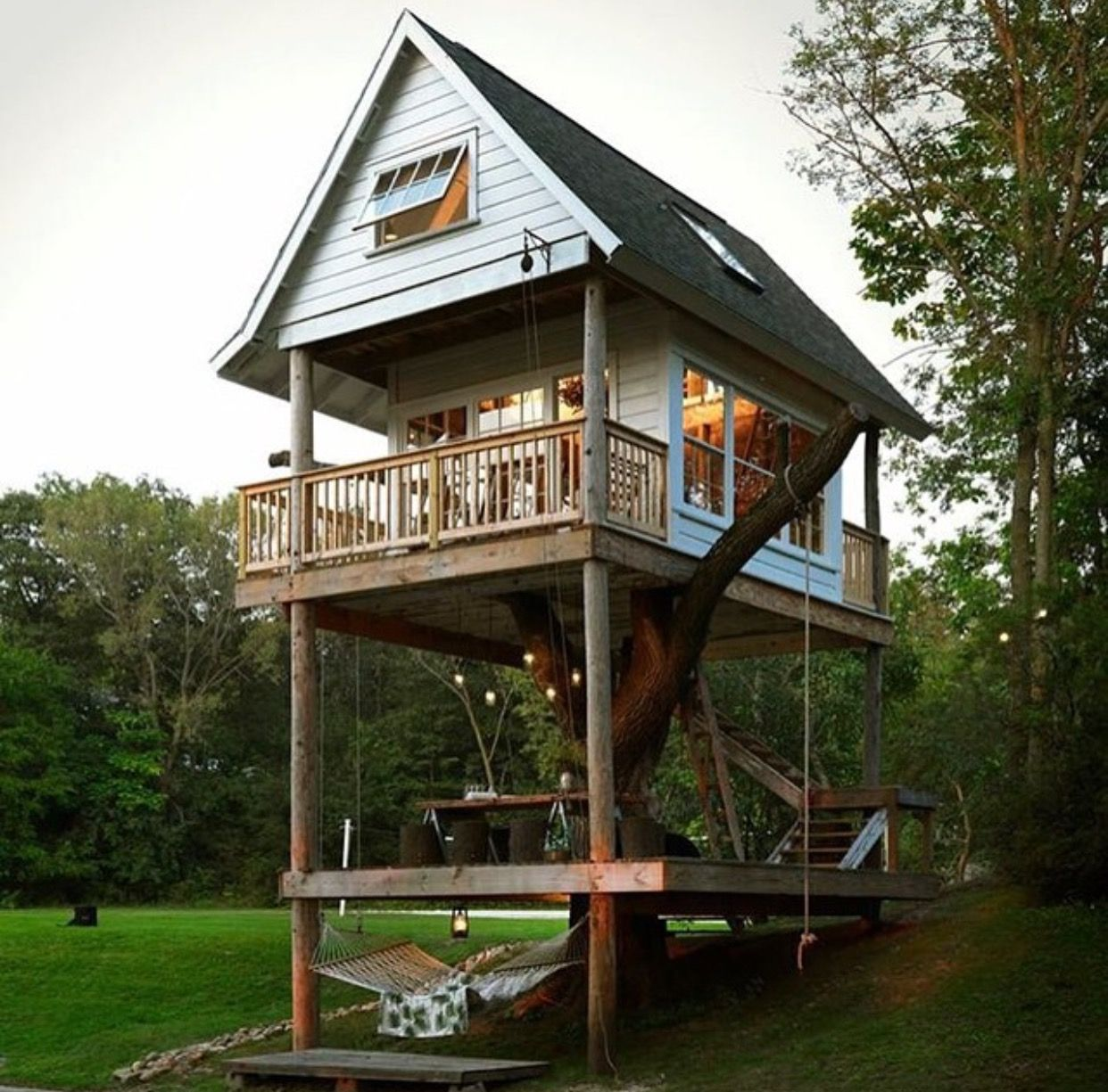 Tree House Image By Mitchel Brandley On Future Home