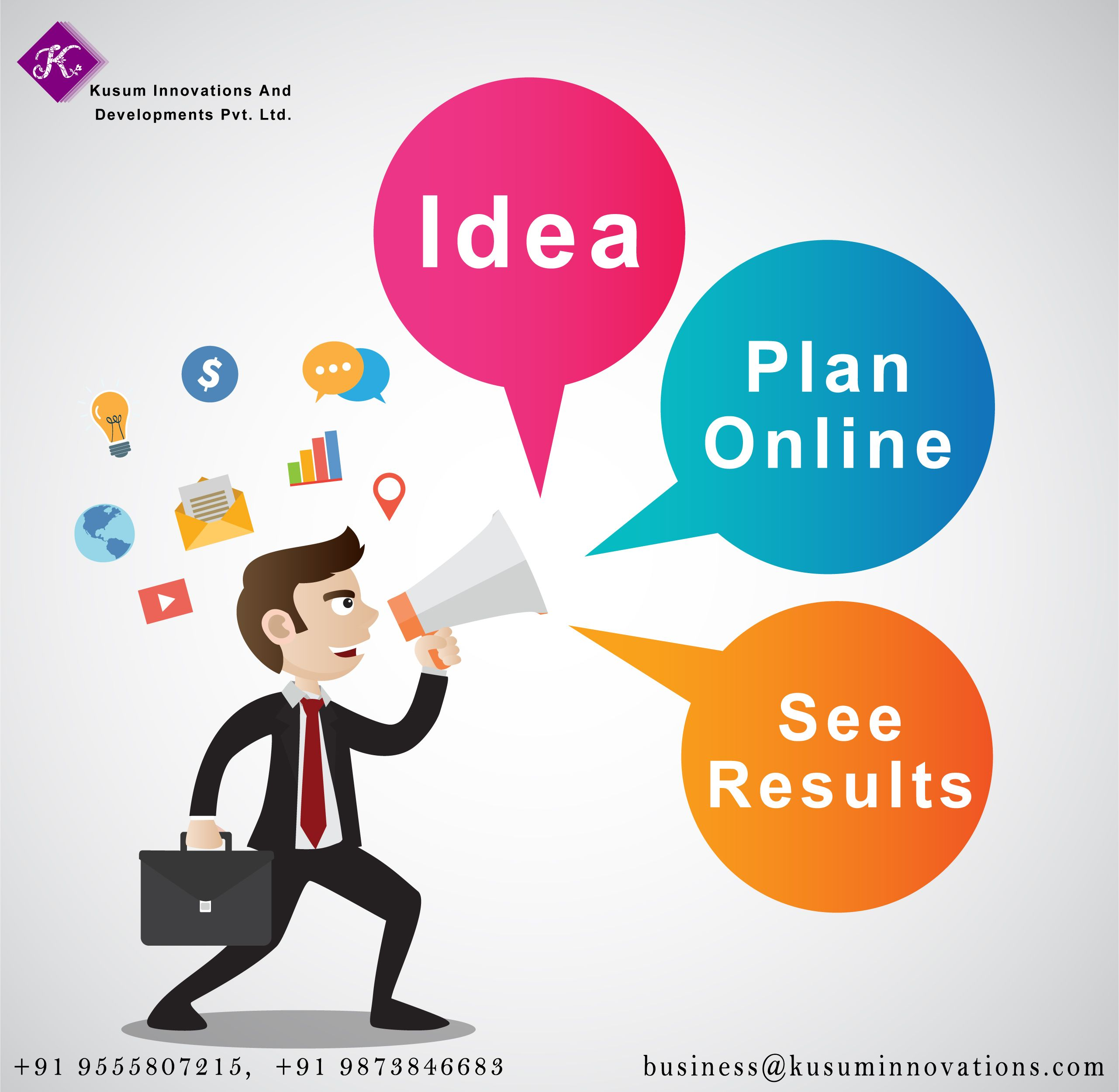 idea - plan online