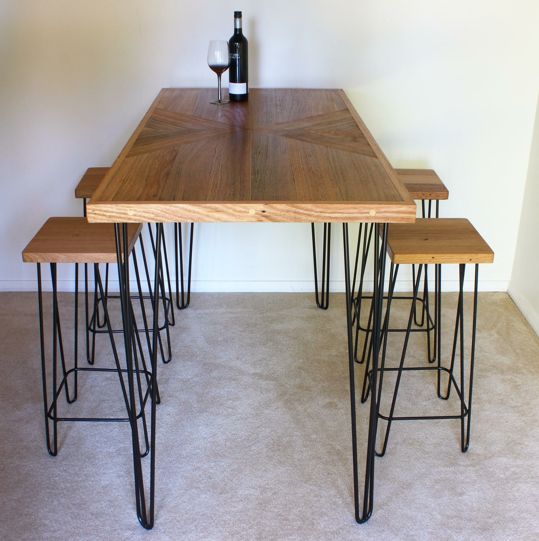 Steel Coffee Table Legs Brisbane: Table, Bar Ve Hairpin Legs