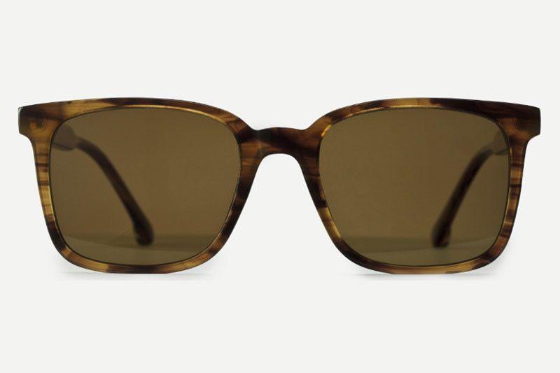 Steven Alan - Presley Chestnut Sunglasses