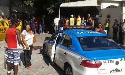 """CIDADE: Cabo Frio - Deu """"ruim"""" no Cartório Eleitoral da ci..."""