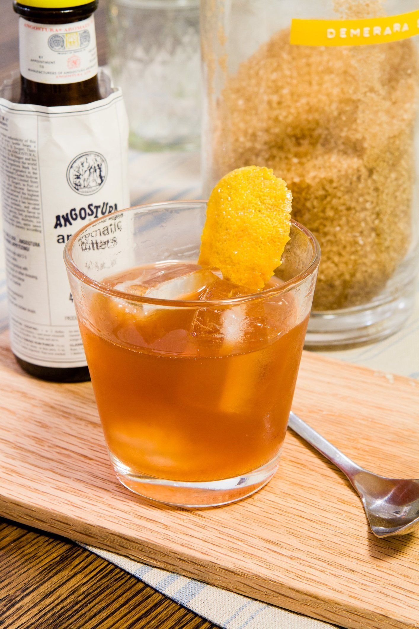 The Old Fashioned Recipe Old Fashion Drink Recipe Most