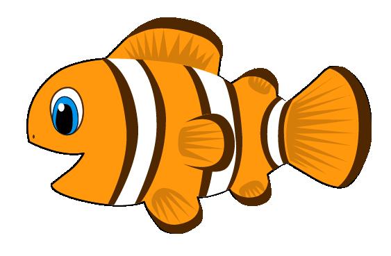 Cartoon Fish Clipart Cartoon Fish Fish Drawings Cute Fish