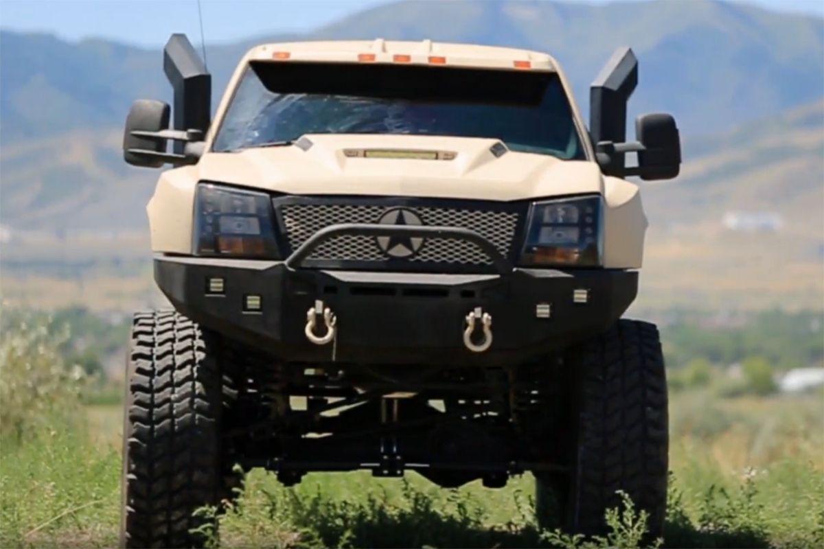 Ford f250 lifted power stroke diesel #HeavyDutyTrucks