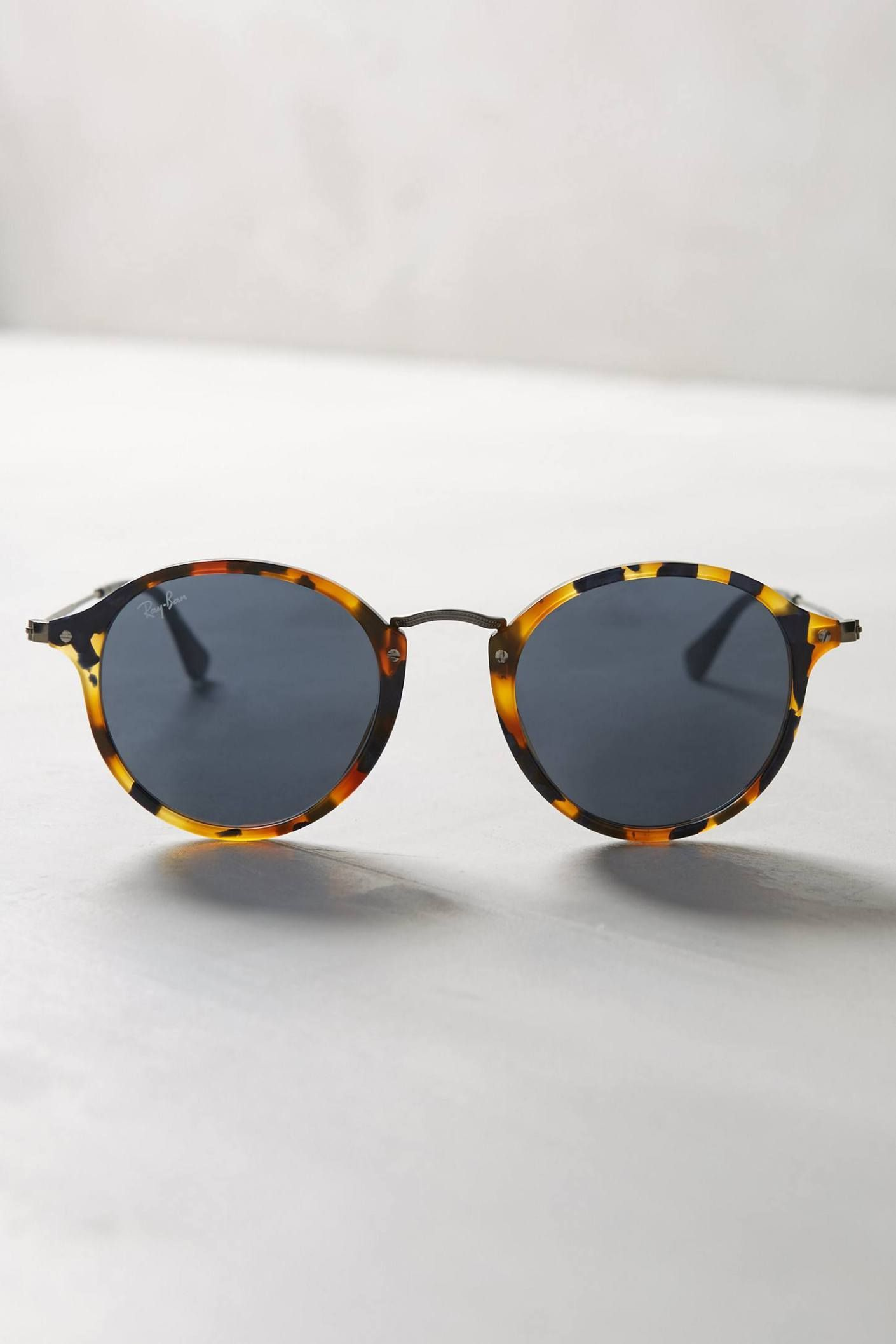 c0b539250d Round Icon Sunglasses by Ray-Ban  anthrofave  anthropologie ...