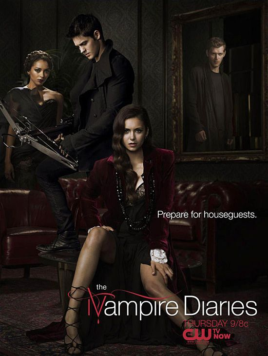The Vampire Diaries New Posters Who S Uniting And Who S Returning