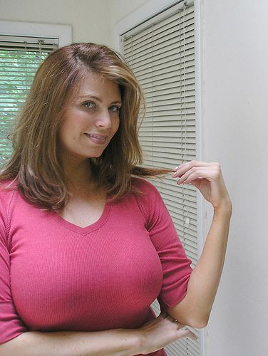 Women with oversized breasts seeking men
