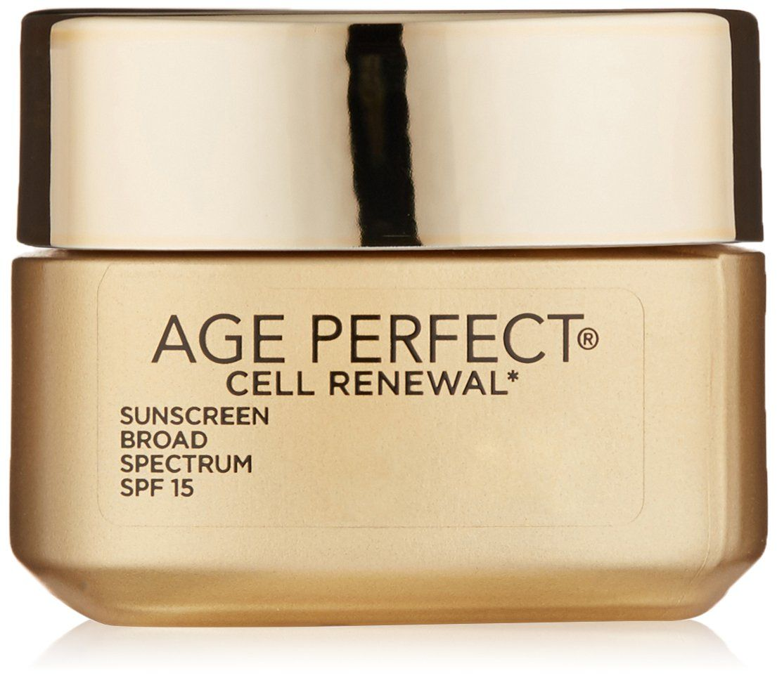 Loreal Paris Perfect Renewal Cream In 2020 Loreal Paris Aging Skin Care Spf 15